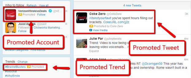 Promoted Tweets: 9 Top Places To Buy Twitter Ads