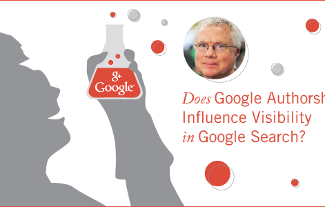 Does Authorship Influence Visibility in Google Search