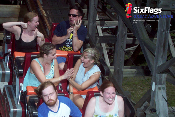 Seer at Six Flags
