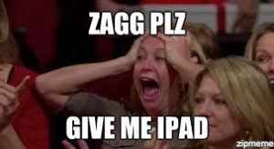 Oprah Fanatic wants an ipad meme