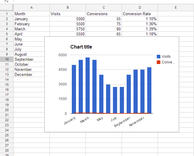 Spreadsheet Tricks In Google Drive SEER Interactive - How to make google sheet