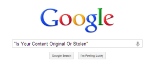 Google Search For Content