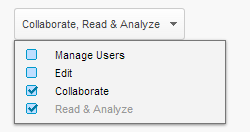 New Google Analytics User Permissions