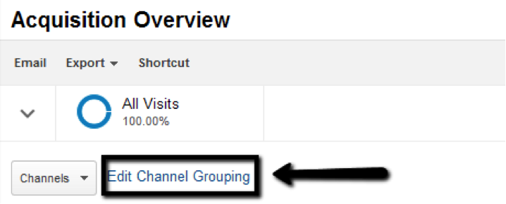 Seer Blog New Google Analytics Channel Groupings 10