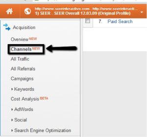Seer Blog New Google Analytics Channel Groupings 5