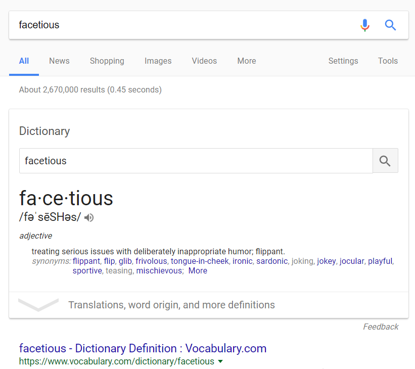 google-search-feature-dictionary-update