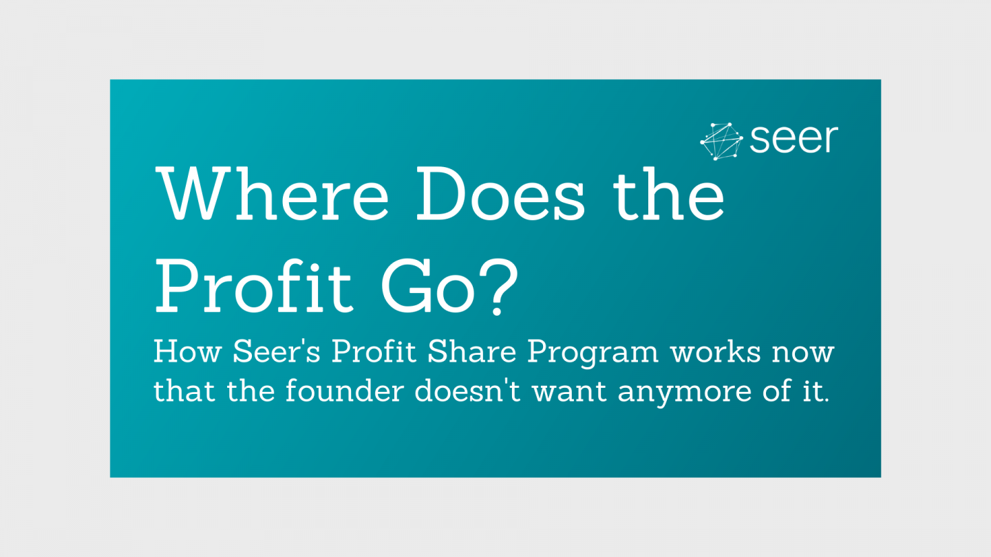 How Does Profit Share Work When Your Founder Doesn't Want ...
