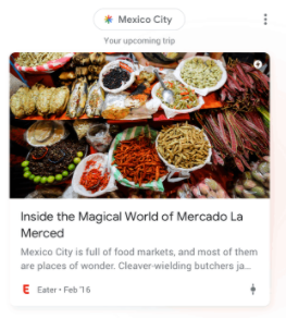 Optimized image for Google Discover